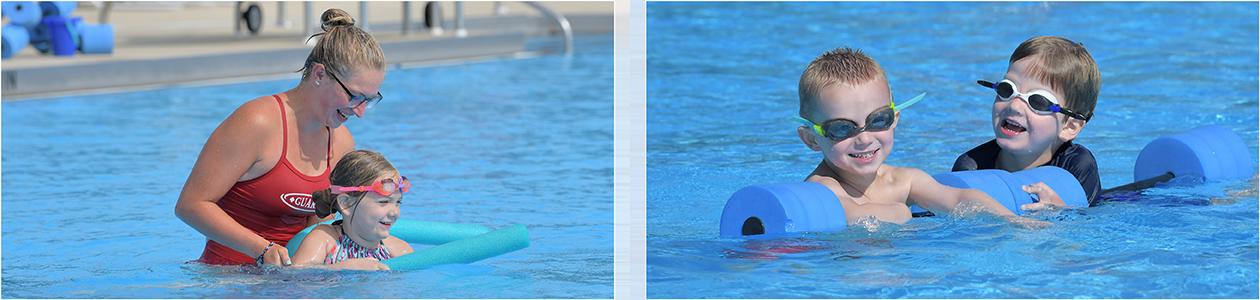 Wee Otter Swim Camp